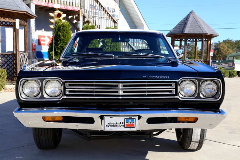 1969 Plymouth Road Runner 7