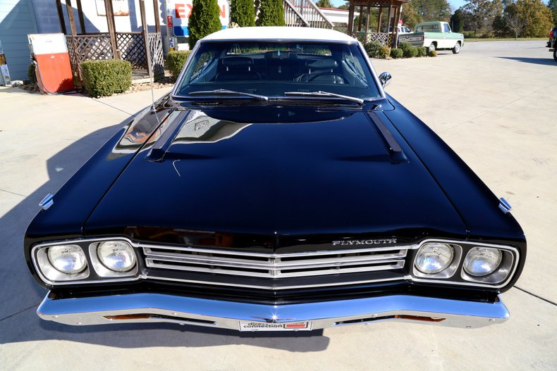 1969 Plymouth Road Runner 8