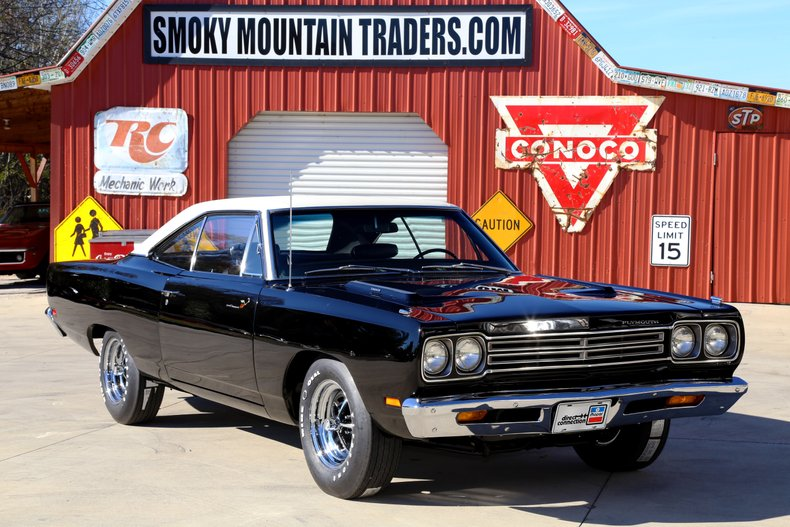 1969 Plymouth Road Runner 3