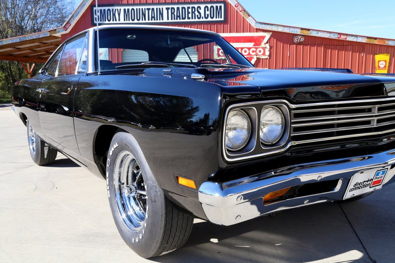 1969 Plymouth Road Runner 5