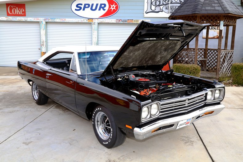 1969 Plymouth Road Runner 43