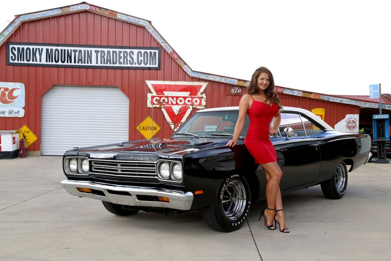 1969 Plymouth Road Runner 42