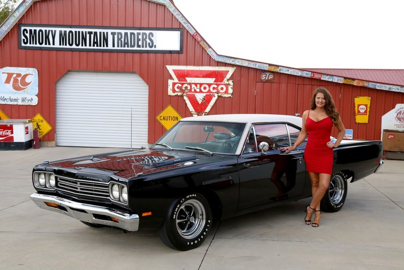 1969 Plymouth Road Runner 55