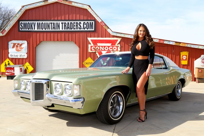1969 Pontiac Grand Prix for sale #162104 | Motorious