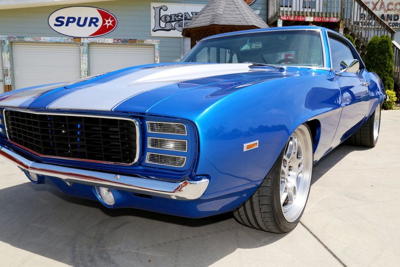 1969 Chevrolet Camaro RS for sale #166374 | Motorious