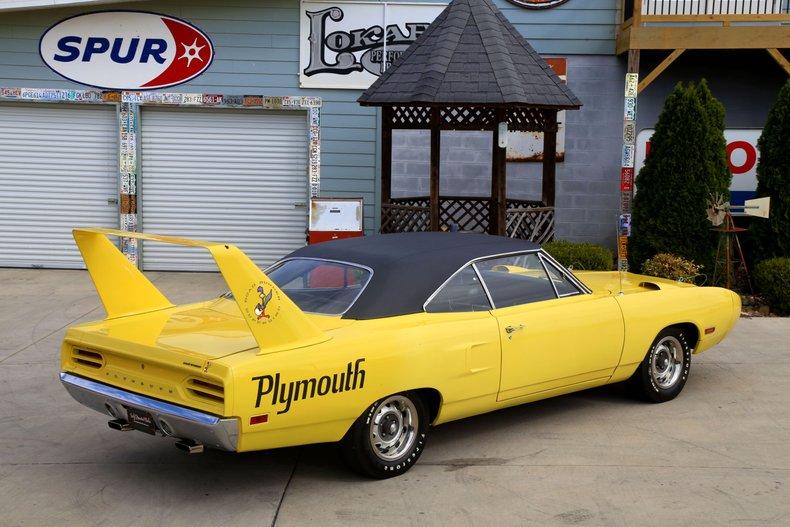1970 Plymouth Superbird 23