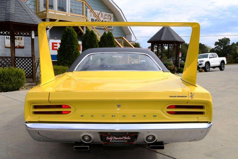 1970 Plymouth Superbird 21