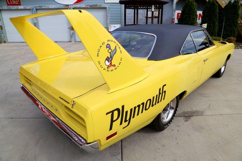 1970 Plymouth Superbird 25