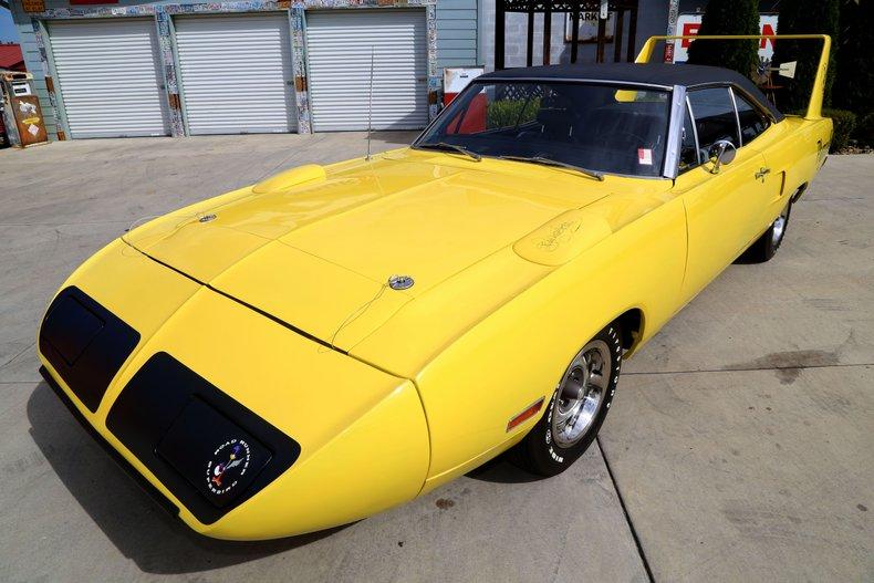 1970 Plymouth Superbird 11