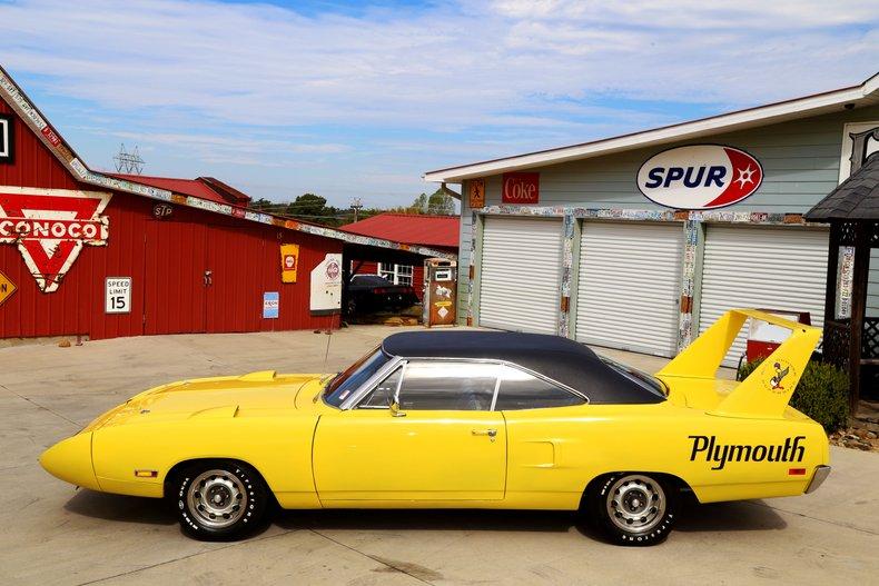 1970 Plymouth Superbird 15