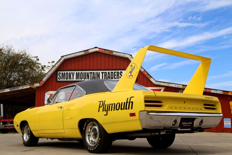 1970 Plymouth Superbird 20