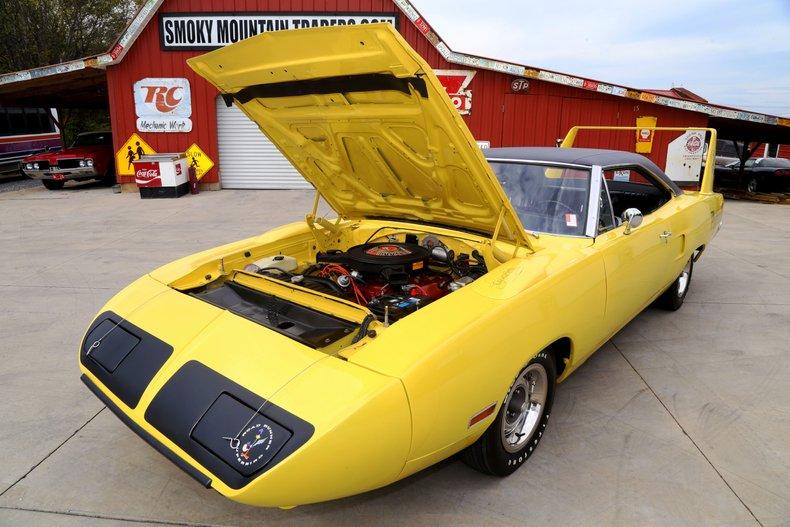1970 Plymouth Superbird 50