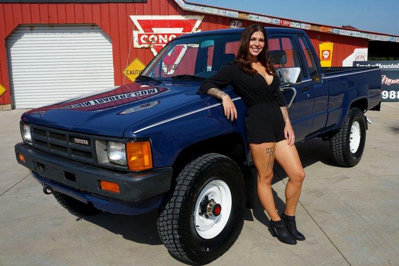 1984 Toyota XtraCab Pick Up