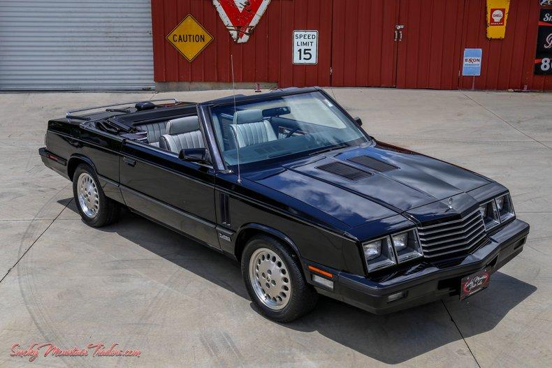 1985 Dodge 600