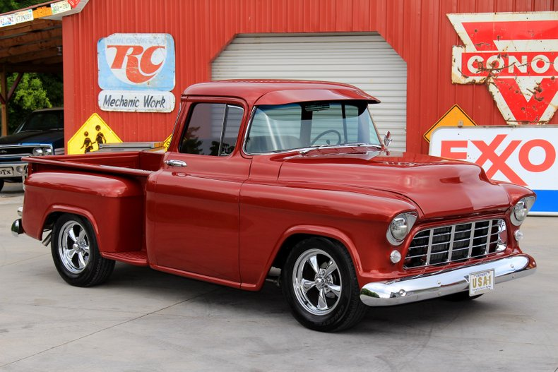 1956 Chevrolet Pickup Classic Cars Muscle Cars For Sale In