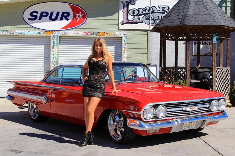 1960 Chevrolet Impala Classic Cars Muscle Cars For Sale In