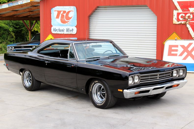 1969 Plymouth Road Runner Classic Cars Muscle Cars For Sale In