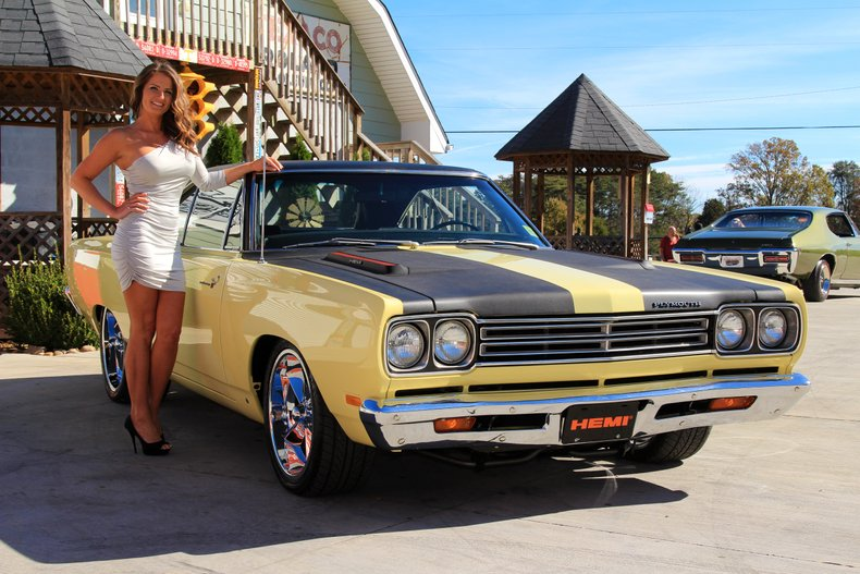 1969 Plymouth Road Runner | Classic Cars & Muscle Cars For Sale in