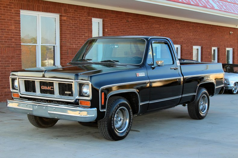 Cars For Sale Knoxville Tn >> 1974 GMC 1500 | Classic Cars & Muscle Cars For Sale in Knoxville TN