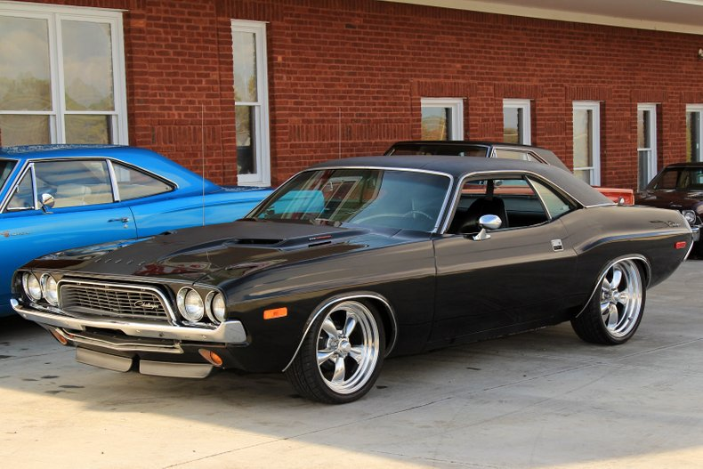 1972 Dodge Challenger >> 1972 Dodge Challenger Classic Cars Muscle Cars For Sale