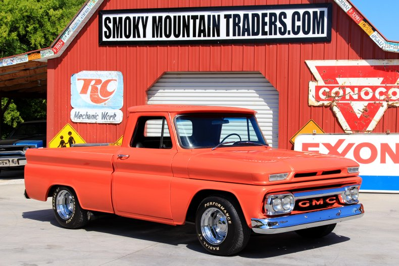 1965 GMC Pickup | Classic Cars & Muscle Cars For Sale in