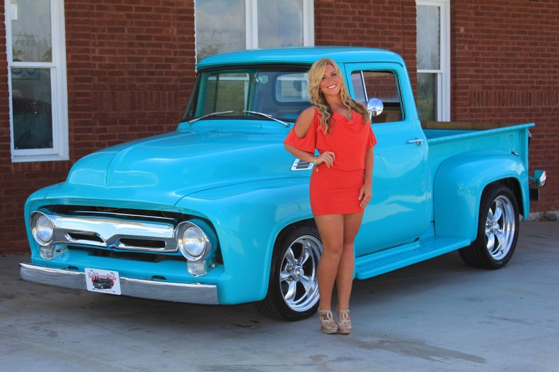 Ford Dealer Near Me >> 1956 Ford F100 | Classic Cars & Muscle Cars For Sale in ...