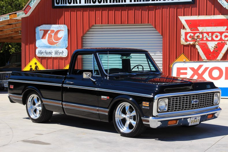 Cars For Sale Knoxville Tn >> 1972 Chevrolet C10 | Classic Cars & Muscle Cars For Sale in Knoxville TN