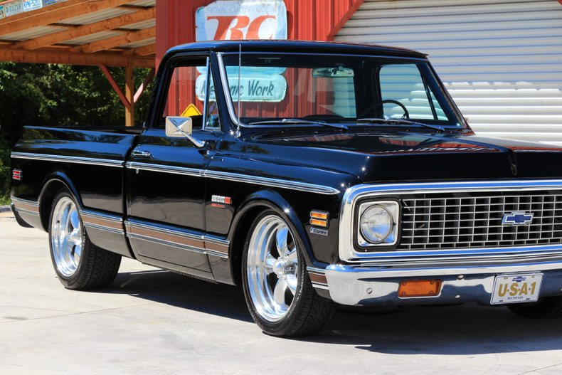 1972 Chevrolet C10 | Classic Cars & Muscle Cars For Sale in