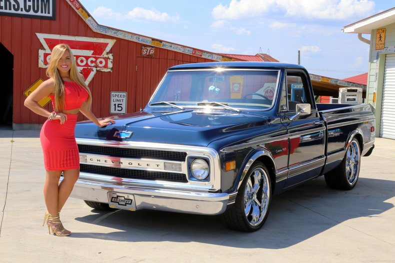 1969 Chevrolet C10 Classic Cars Amp Muscle Cars For Sale