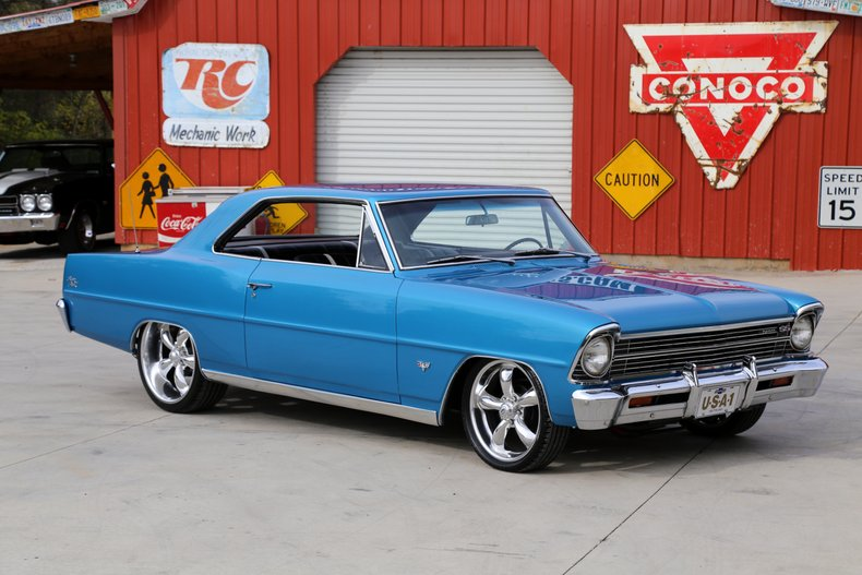 1967 Chevrolet Nova Classic Cars Muscle Cars For Sale In