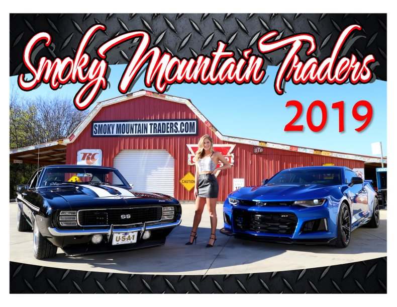 2019 Smoky Mountain Traders Calendar