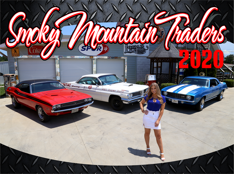 2020 Smoky Mountain Traders Calendar For Sale