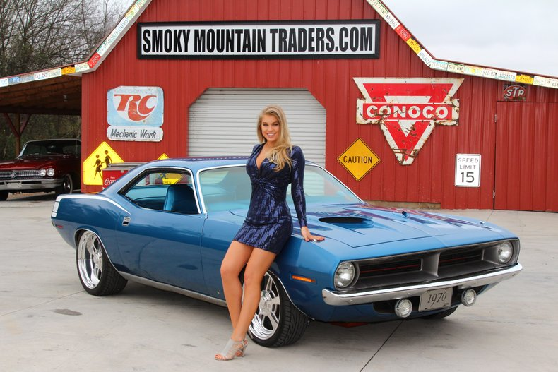 1970 Plymouth Cuda Classic Cars Amp Muscle Cars For Sale