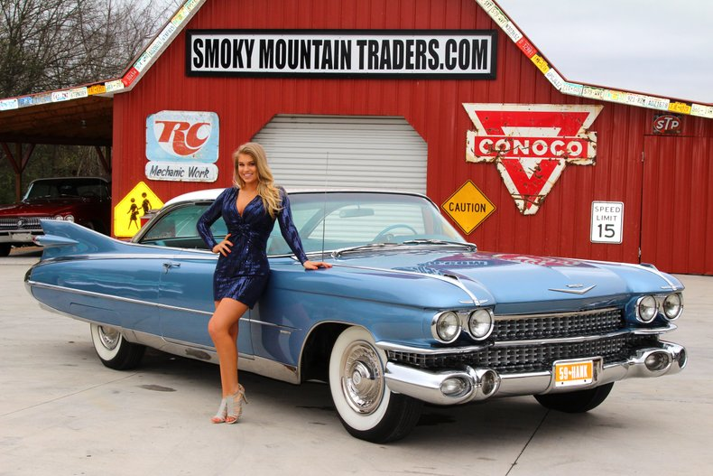 1959 Cadillac Series 62 Classic Cars Amp Muscle Cars For