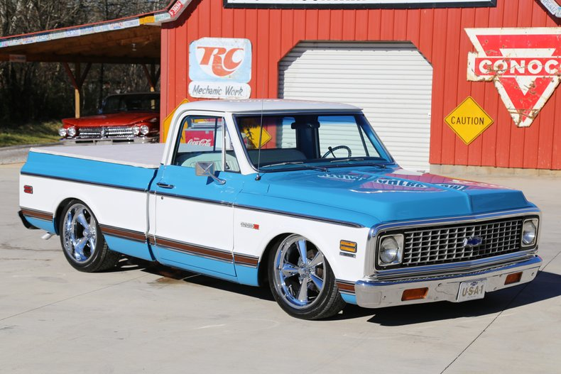 Cars For Sale Knoxville Tn >> 1972 Chevrolet C10 | Classic Cars & Muscle Cars For Sale ...