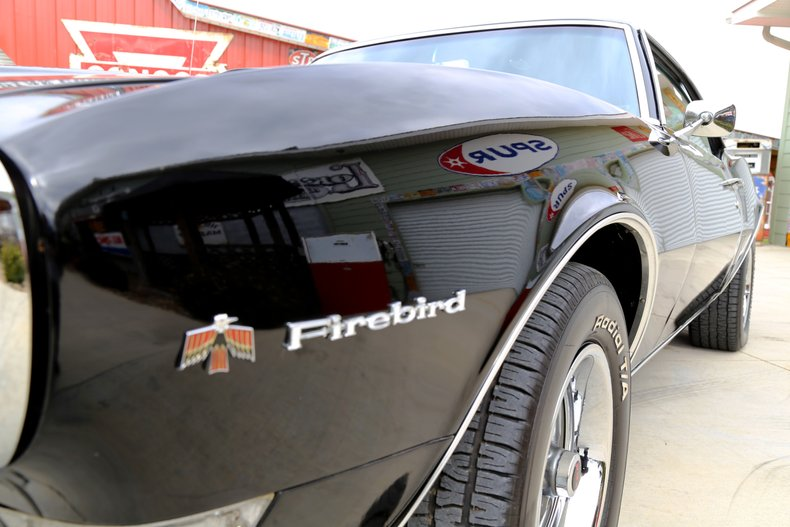 1968 Pontiac Firebird | Classic Cars & Muscle Cars For Sale