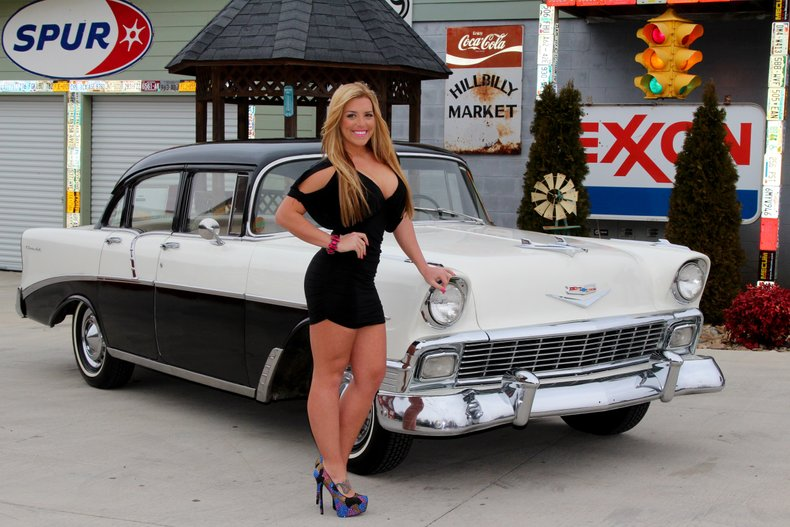 Cars For Sale Knoxville Tn >> 1956 Chevrolet 210 265 V8Classic Cars & Muscle Cars For ...