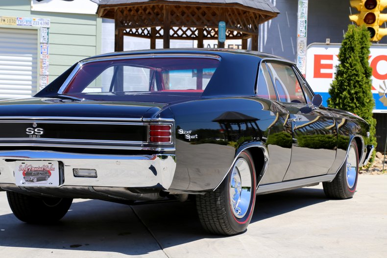 1967 Chevrolet Chevelle | Classic Cars & Muscle Cars For Sale in