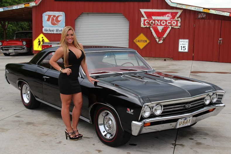 1967 Chevrolet Chevelle | Classic Cars & Muscle Cars For ...