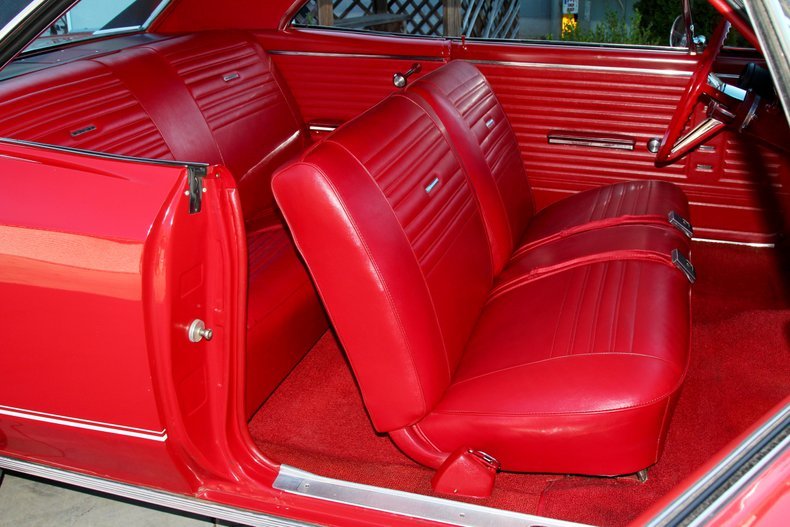 1967 Chevrolet Chevelle 31