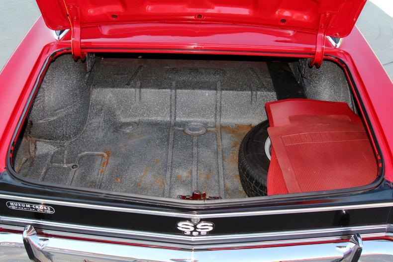 1967 Chevrolet Chevelle 40