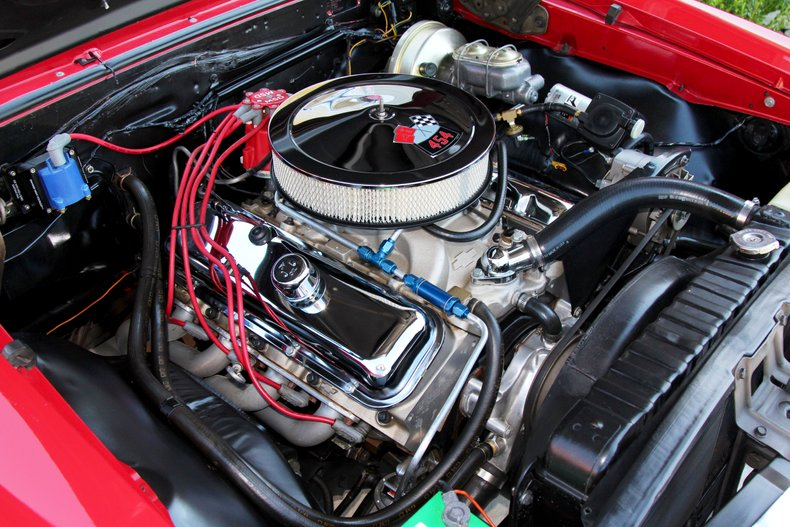 1967 Chevrolet Chevelle 44