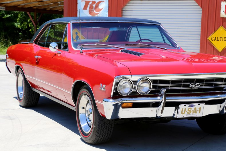1967 Chevrolet Chevelle 3