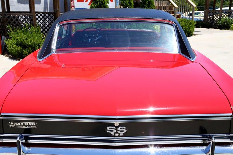 1967 Chevrolet Chevelle 19