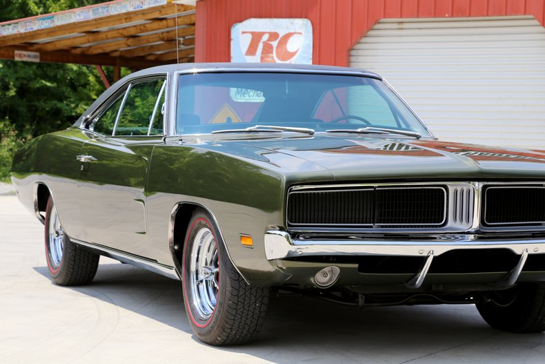 1969 Dodge Charger   Classic Cars & Muscle Cars For Sale in