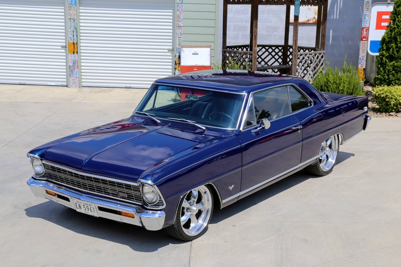 1967 Chevrolet Nova | Classic Cars & Muscle Cars For Sale in