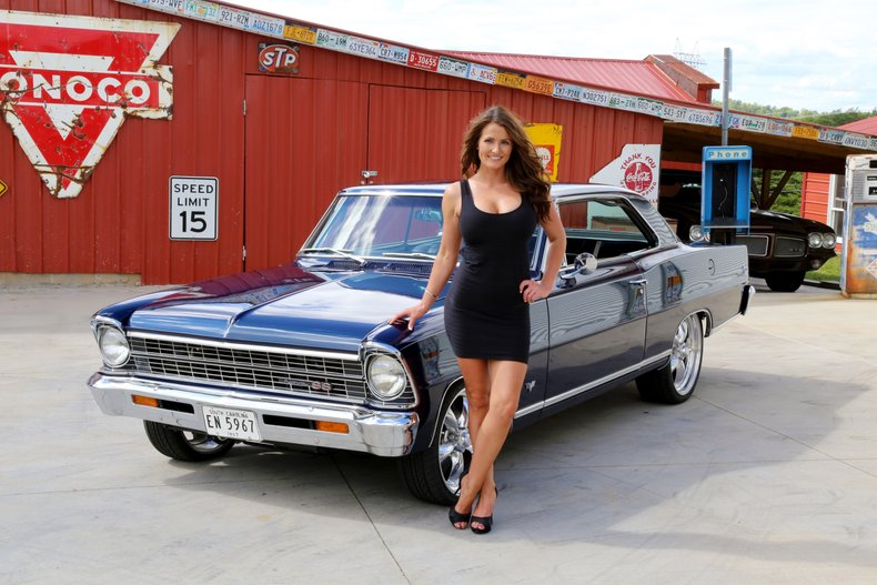 1967 Chevrolet Nova Classic Cars Amp Muscle Cars For Sale