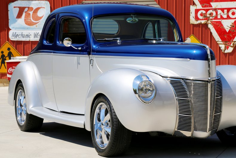 1940 Ford Coupe | Classic Cars & Muscle Cars For Sale in