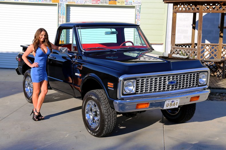 Chevy Trucks For Sale Near Me >> 1971 Chevrolet K-10 | Classic Cars & Muscle Cars For Sale ...