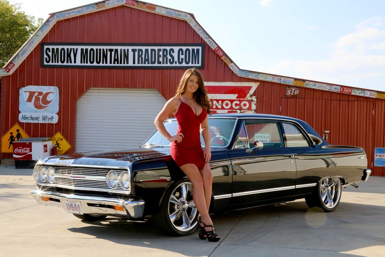 1965 Chevrolet Chevelle 300 Deluxe For Sale